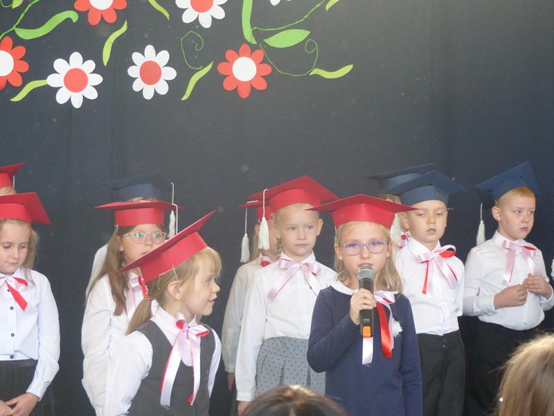 Uroczystość Pasowania Na Ucznia Klasy I Szkoła Podstawowa